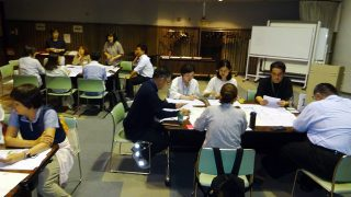 第2回計画相談部会の様子(1)