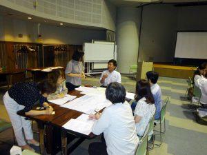 第2回計画相談部会の様子(2)