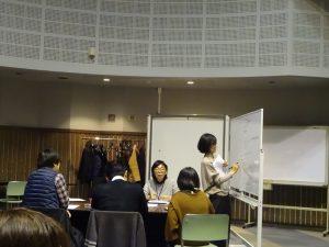 第3回計画相談部会の様子(グループワークの様子2)